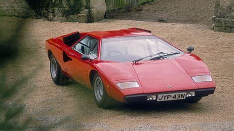 89 Lamborghini Countach Lamborghini Countach 1974 89 The 15 Cars Of