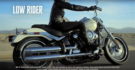 Harley Davidson Softail Models by Harley Davidson Kills Dyna Updates Softail Models For