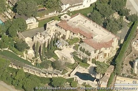 pics for gt lionel richie house hello irs rains on lionel richie s sunny spring with tax lien