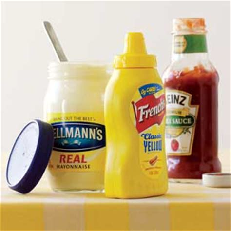 What Is The Shelf Of Mustard by The Shelf Cooking With Condiments Every Day With