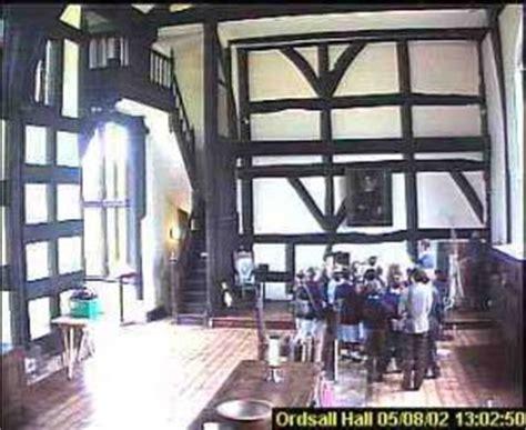 ordsall hall web cam ghosts