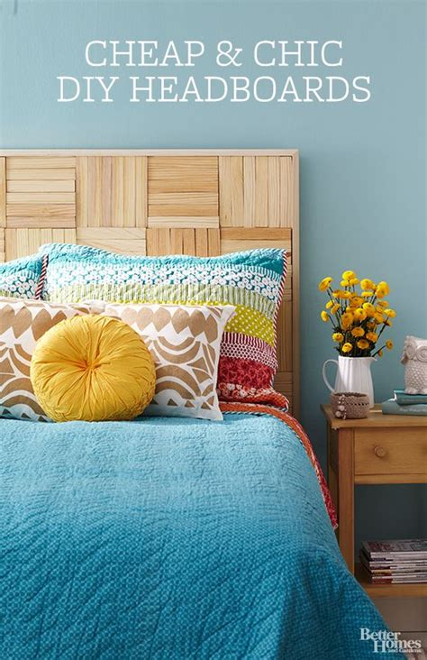 diy headboard cheap bed headboard ideas woodworking projects plans