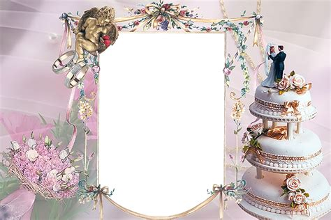 Wedding Background Frame Psd by 13 Free Psd Wedding Frames For Photoshop Images Wedding