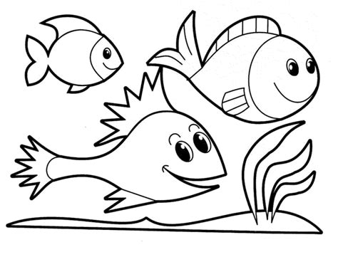 coloring page one fish two fish one fish two fish coloring pages bestappsforkids com