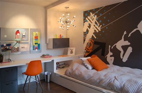 cool teenage rooms 47 really fun sports themed bedroom ideas home
