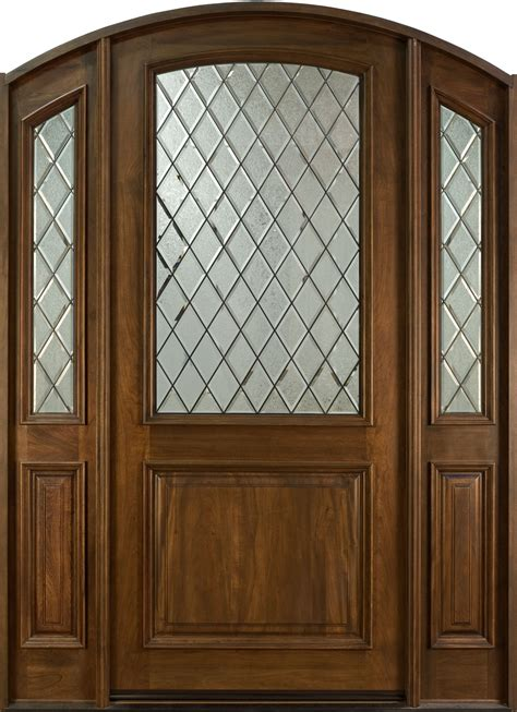 glass entry doors in south florida entry door in stock single with 2 sidelites solid wood