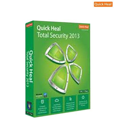 how to use quick heal resetter quick heal total security 2013 1 user buy online at