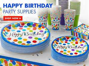birthday supplies for adults city canada