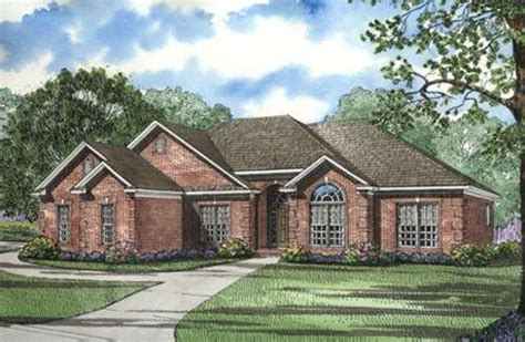 traditional style house plans traditional style house plans 1989 square foot home 1