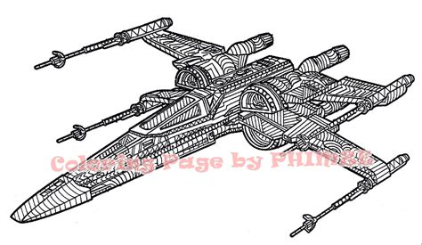 star wars coloring pages x wing fighter 91 coloring page x wing luke skywalker on dagobah