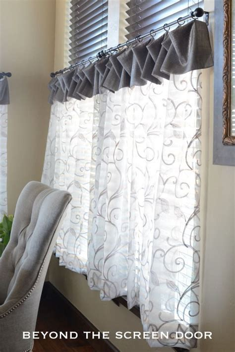 kitchen cafe curtains ideas best 25 cafe curtains kitchen ideas on cafe