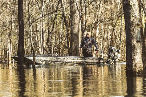 excel boats optifade great boats and mud motors for waterfowlers next season wi
