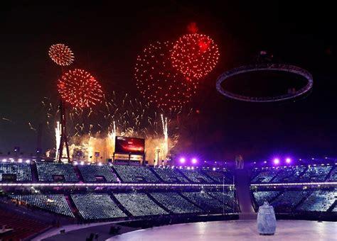 wann sind die olympischen winterspiele korea feiert olympia auftakt ge 246 lte brust bermudashorts