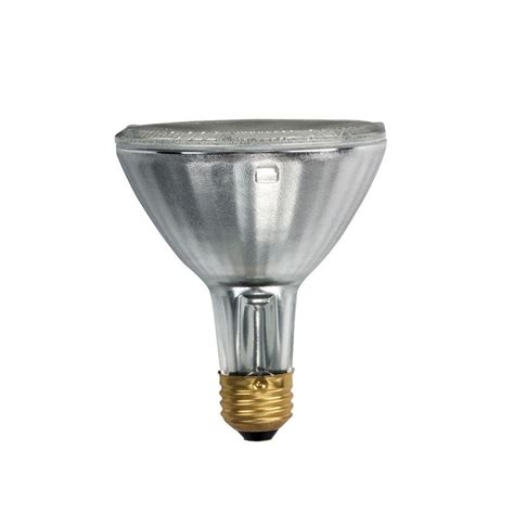 long life light philips 50 watt halogen par30l long life wide flood light