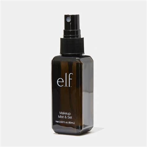 Makeup Spray makeup mist set spray e l f cosmetics