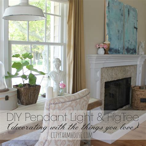i love diy home decorating diy pendant light a fig tree thoughts on decorating