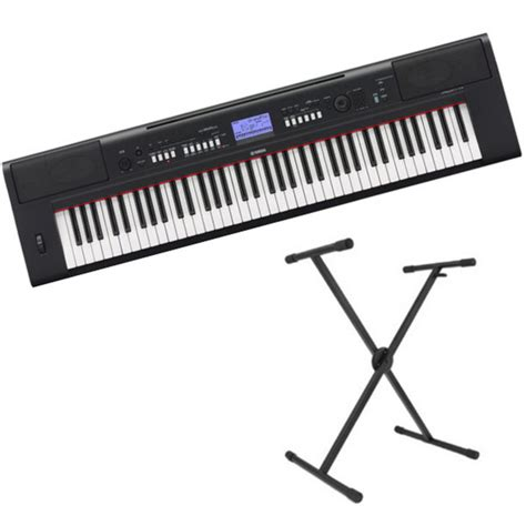Keyboard Yamaha Npv 60 Disc Yamaha Piaggero Npv60 Tastiera Portatile Pacchetto A