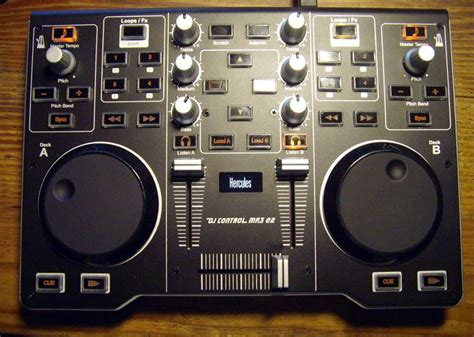 dj console mp3 e2 dj mp3 e2 hercules dj mp3 e2 audiofanzine