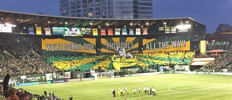 Timbers Army Section by Mike S Musings A Yankees And More How To Be A