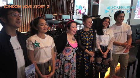 Launching Film London Love Story | launching trailer dan ost london love story 2 full version