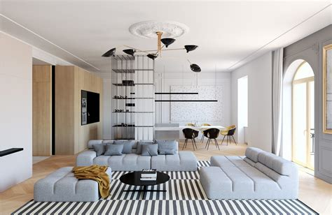 how to arrange a trendy minimalist home design with modern