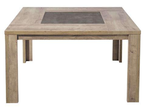 table carr馥 cuisine table carr 233 e 140 cm brest coloris ch 234 ne vente de table