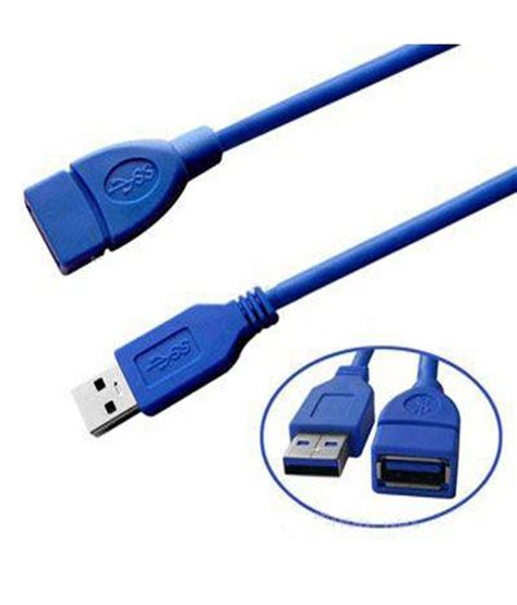 Usb Extender 1 Meter Data Cables Usb Extension Cable 1 5 Meter Premium Buy
