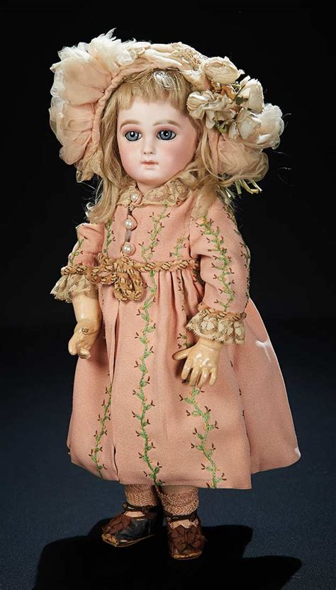 bisque doll 1950s let the begin 213 dainty bisque premiere