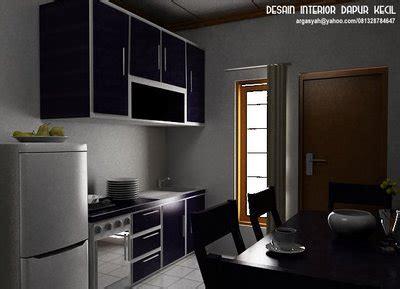 desain interior dapur kecil photo alisuhendri rumahku laman 12