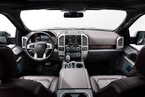 2015 F 150 Xlt Interior by 2015 Ford F 150 And Duty