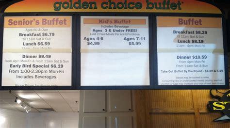 golden corral buffet price coupons golden corral