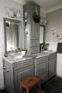bathroom vanity makeover ideas before and after grey and white traditional bathroom