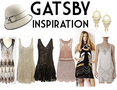 1920s fashion style clothes accessories inspired by the