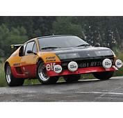 1976→1984 Renault Alpine Group B  SuperCarsnet