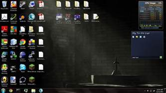 Computer Desktop Icons Disappeared Windows 7 Mysterious Gray Square Outlines On Certain