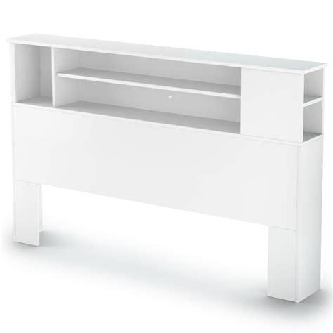 white bookcase headboard vito white bookcase headboard dcg stores