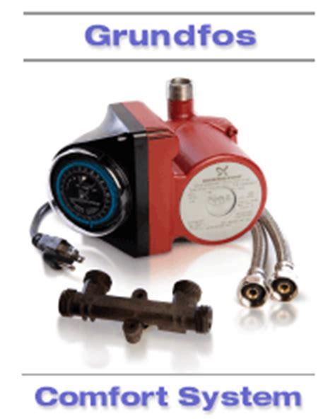 grundfos comfort grundfos hot water circulating pump stainless steel body