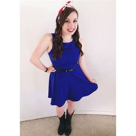 Cimorelli Also Search For Cimorelli Blue Dress So Cuteeee Cimorelli