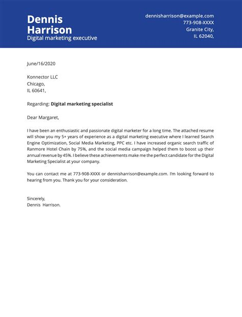 short cover letter examples tips priwoo