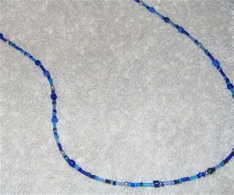 simple beaded necklace designs free beaded necklace pattern