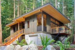 pre built cabins washington state