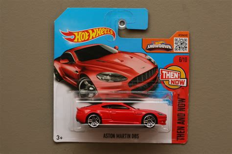imagenes hot wheels 2016 hot wheels 2016 then and now aston martin dbs red