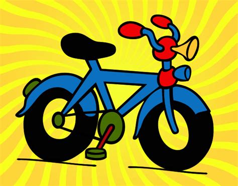 imagenes de bicicletas faciles para dibujar dibujos de bicicletas mas visitados para colorear