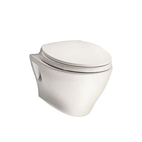 toilette beige toto aquia wall hung elongated toilet bowl in sedona beige