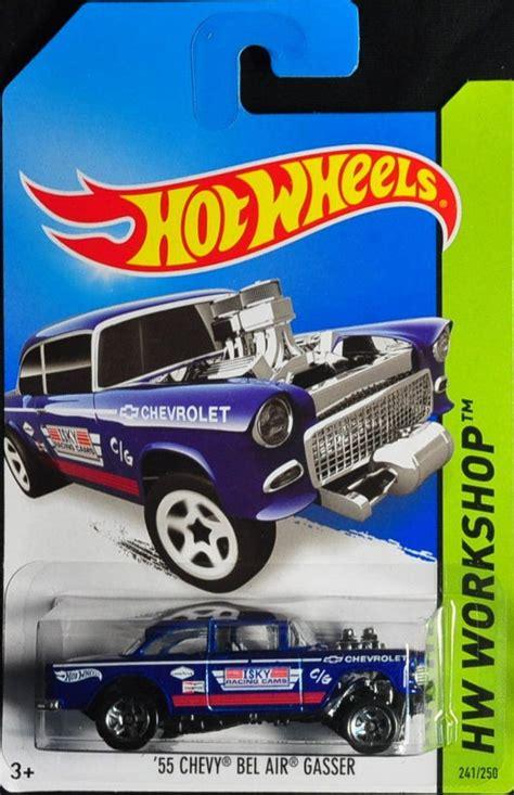 imagenes hot wheels 2014 image hot wheels 2014 55 chevy bel air gasser jpg
