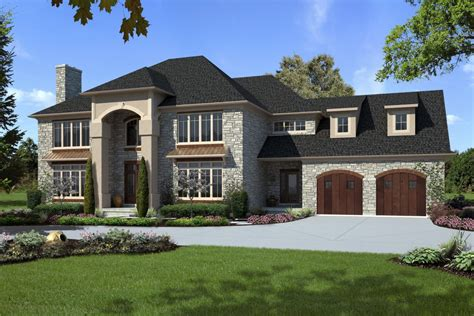 custom french country house plans luxury ranch house plans french country tudor style custom home luxamcc
