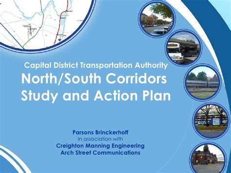 Mba Capital Corridor by Transit Supportive Development Study And Cdta S