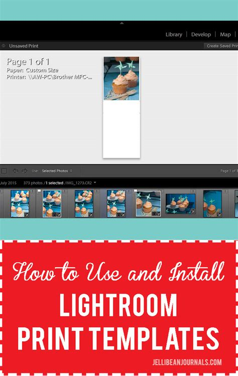 adobe lightroom templates how to install and use lightroom templates jellibean