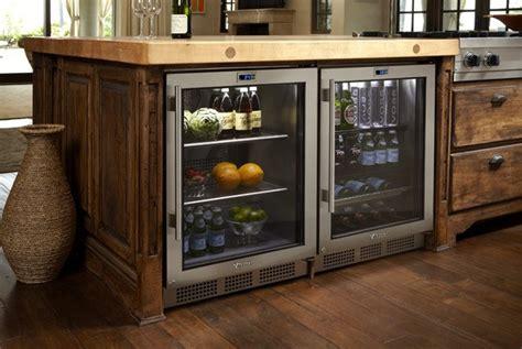 double oven tv sub zero wine cabinet microwave warming 10 trendy wine refrigerator designs