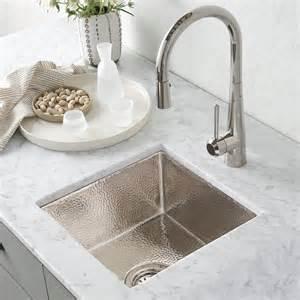 Bar Sink Ideas Cantina Copper Bar Kitchen Prep Sink Cps234